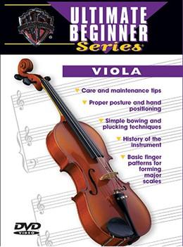 Dvd Ultimate Beginner Series Viola