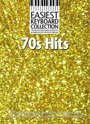 Easiest Keyboard Collection 70S Hits