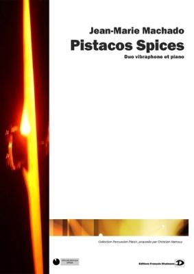 Machado Jean-Marie : Machado Jean-Marie : Pistacos Spices