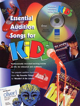 Essential Audition Songs: Kids (PVG/CD)
