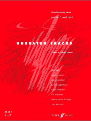 Isserlis Steven : Unbeaten Tracks (cello and piano)