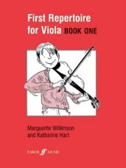 Wilkinson Marguerite / Hart K. : First Repertoire for Viola. Book 1