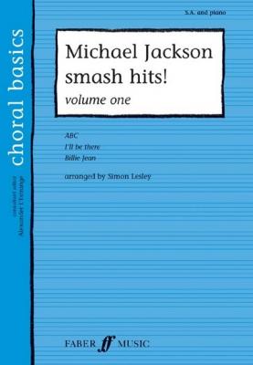Lesley Simon : Michael Jackson Smash Hits! SA acc (CBS)