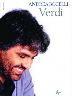 Bocelli Andrea : Verdi (piano/vocal)