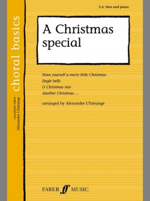 L'Estrange Alexander : Christmas Special, A. SA/Men acc.