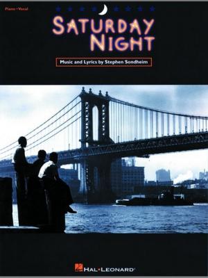 Sondheim Stephen : Saturday Night (vocal selections)