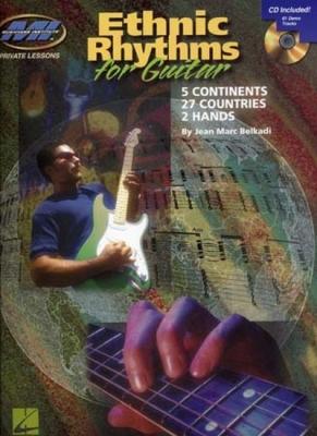 Ethnics Rhythms For Guitar 'Mi' Tab
