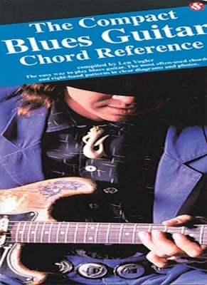 Etui Compact Blues Guitar Chord Reference Guitar
