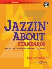 Jazzin' About Standards Piano/Keyboard