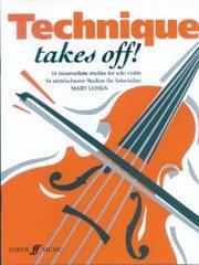 Cohen Mary : Technique takes off! (solo violin)
