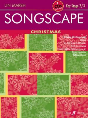 Marsh Lin : Songscape: Christmas (Book/2CDs)