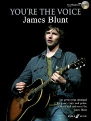 Blunt James : You're the Voice: James Blunt (PVG/CD)
