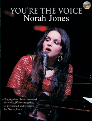 Jones Norah : You're the Voice: Norah Jones (PVG/CD)