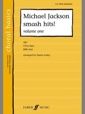 Lesley Simon : Michael Jackson Smash Hits! SA/Men (CBS)