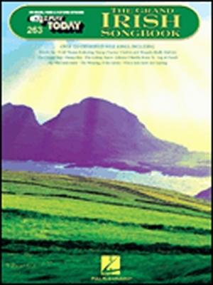 E-Z Play Today Vol.263 The Grand Irish Songbook