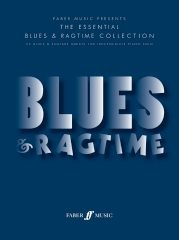 Harris Richard : Essential Blues and Ragtimes, The (piano)