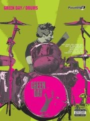 Green Day : Green Day Authentic Drums Playalong/CD