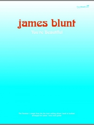 Blunt James : You're Beautiful (PVG single)