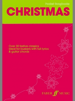 Pocket Songs: Christmas (chord songbook)