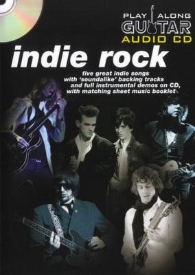 Play Along Guitar Audio Indie Rock - Format Boitier Dvd