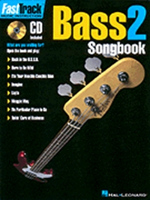 Fast Track 2 Songbook One Guitar