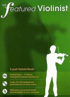 Featured Violinist Cd