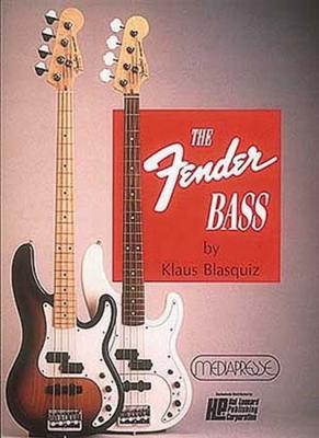 Fender Bass Klaus Blasquitz