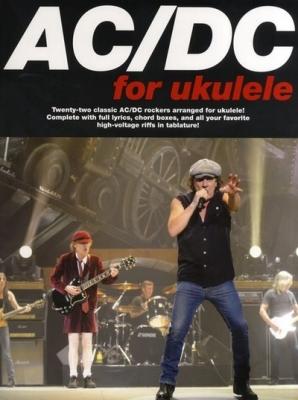 AC / DC : AC/DC for ukulélé