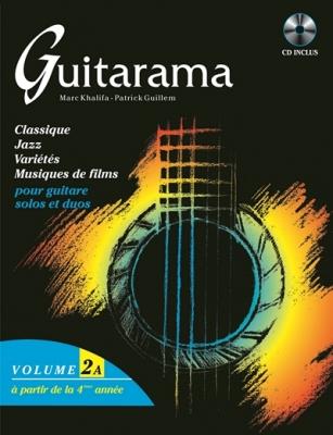 Guillem P. / Khalifa M. : Guitarama volume 2A