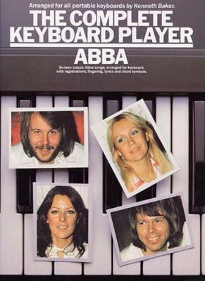 Abba : Abba Complete Keyboard Player