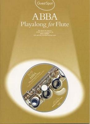 Abba : Guest Spot Abba Flute Cd