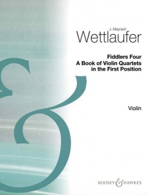 Fiddlers Four Vol. 1