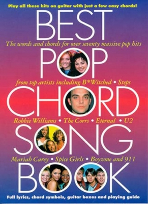 Best Pop Chord Songbook