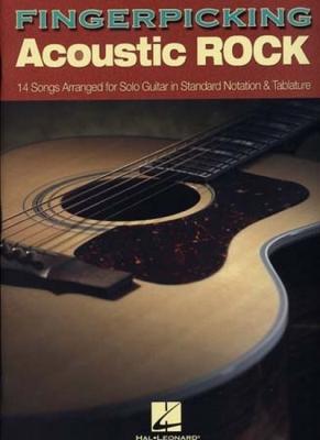 Fingerpicking Acoustic Rock Guitar Tab