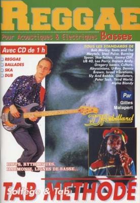 Reggae Bass Méthode Rebillard
