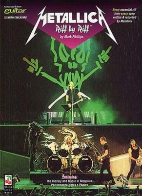 Metallica : Guitar: Riff By Riff