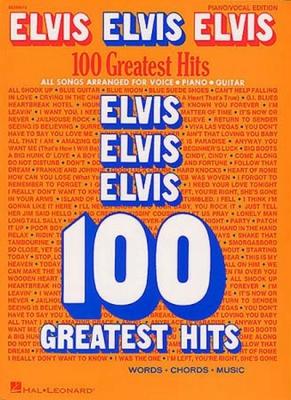 Presley Elvis : Elvis: 100 Greatest Hits
