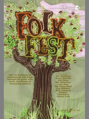 Folk Fest (chord songbook)