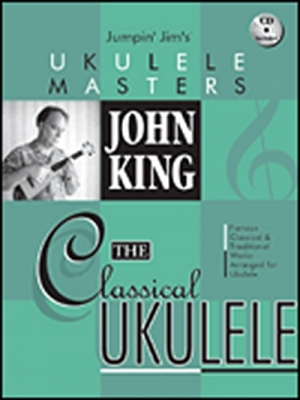 King John : Classical Ukulele Cd