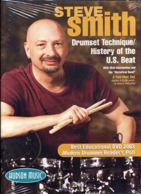 Dvd Smith Steve Drumset Tech/History