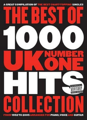 The Best Of 1000 UK #1 Hits: Slipcase Edition