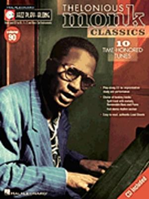 Jazz Play Along Vol.90 Thelonious Monk Classics