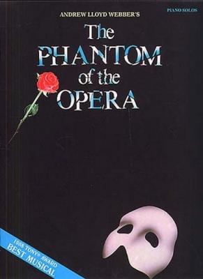 Lloyd Webber Andrew : The Phantom Of The Opera: Piano Solos