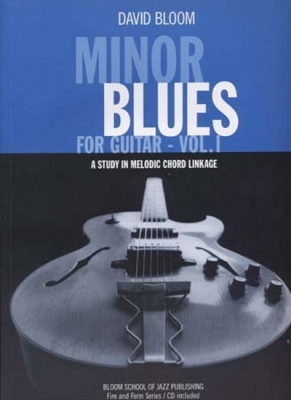 Minor Blues For Guitar Vol.1 Melodic Chord