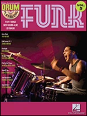 Funk - Drum Play-Along Vol.5