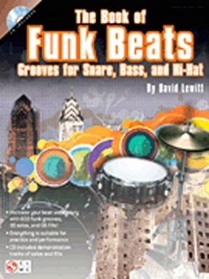 Funk Beats Grooves For Snare, Bass, And Hi - Hat