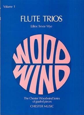 Wye Trevor : Wye Trevor Flute Trios Vol.1