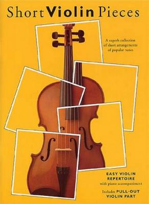 Short Violin Pieces
