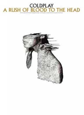 Coldplay : Coldplay A Rush Of Blood To The Head Pvg