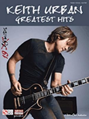 Urban Keith : Urban Keith Greatest Hits Pvg